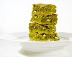 Recette greenies ou brownies au matcha