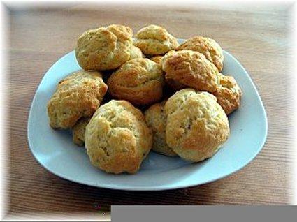 Recette de cookies normands