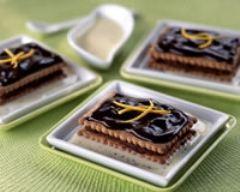 Recette sandwiches de petits beurres au chocolat