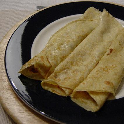 Recette de pâte à crêpes rhum-vanille