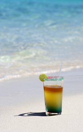Recette de cocktail haïtien à l'orange, au rhum et curaçao