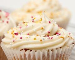 Recette cupcakes à la poudre d'amandes