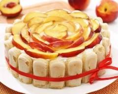 Recette charlottes aux pommes et caramel