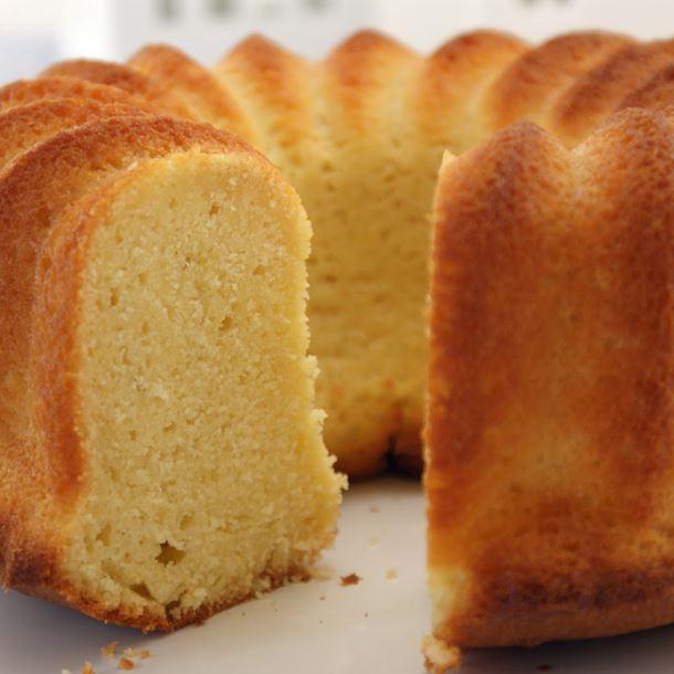 Recette gâteau au fromage blanc et à la fleur d'oranger
