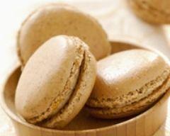 Recette macarons au café fourrés à la vanille