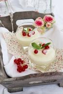 Recette de mousse au chocolat blanc amandes