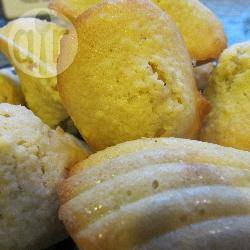 Recette madeleines aux amandes – toutes les recettes allrecipes