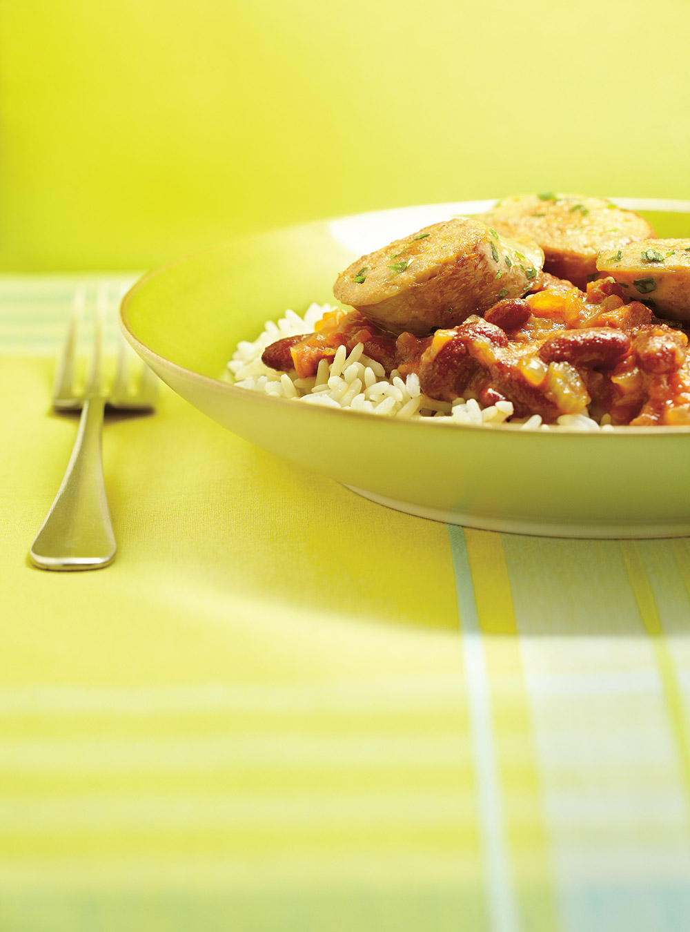 Ragoût de haricots rouges louisianais (red beans and rice) | ricardo