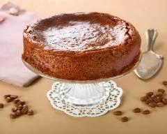 Recette amandine au chocolat au yaourt