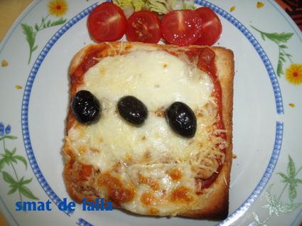 Recette de pizza rapidos