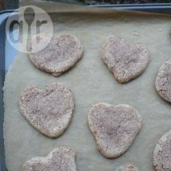 Recette coeurs aux amandes – toutes les recettes allrecipes