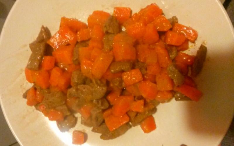 Recette boeuf carotte au cumin économique et simple > cuisine ...