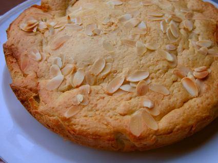 Recette de gâteau moelleux aux amandes