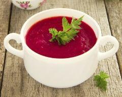 Recette soupe de betteraves légère