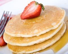 Recette pancake au yaourt