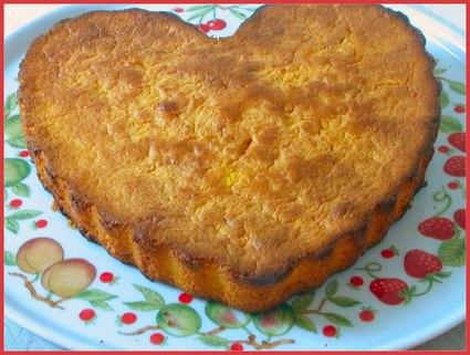 Recette de gâteau aux carottes et cumin
