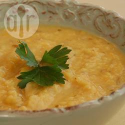 Recette soupe de lentilles corail libanaise – toutes les recettes ...