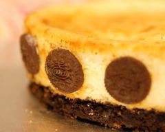 Recette cheesecake aux biscuits oreo