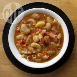 Recette minestrone à l'italienne – toutes les recettes allrecipes