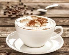 Recette cappuccino du chef
