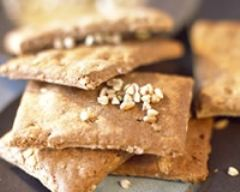Recette biscuits biologiques au blé et sarrasin