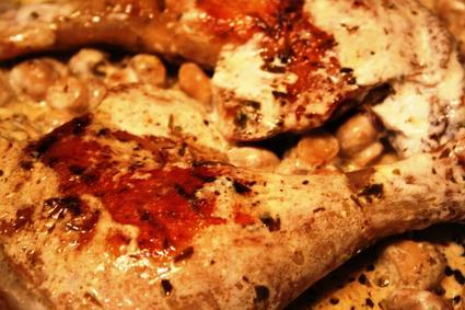 Recette de cuisse de canard à l'estragon