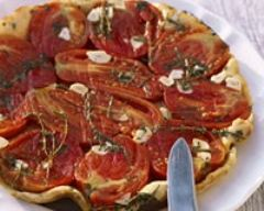 Recette tarte à la tomate rapide