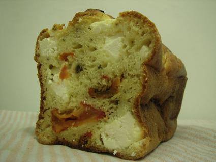 Recette de cake tomates/feta
