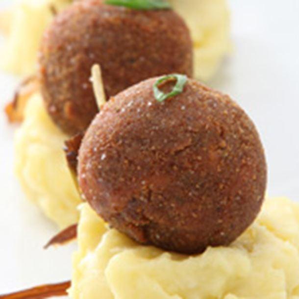 Recette cromesquis d 39 andouillette recette - Cuisiner des andouillettes ...