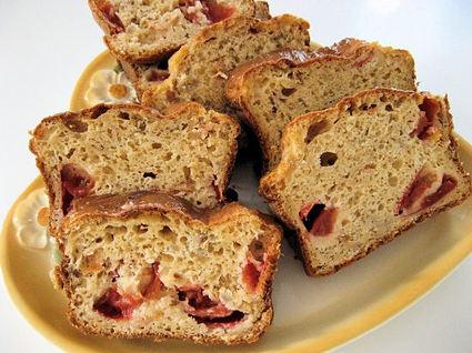 Recette de cake au thon et tomates fraîches