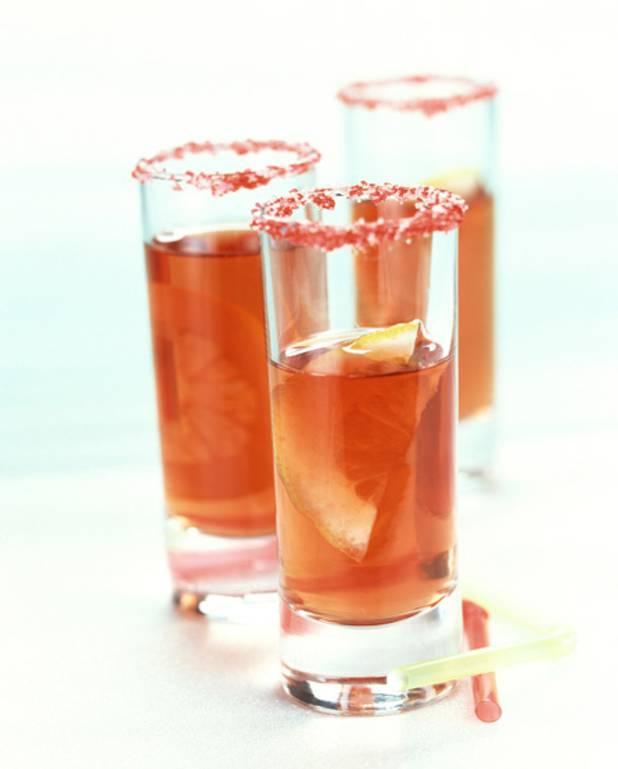Cocktail black velvet pour 1 personne