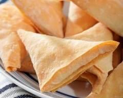 Recette brick aux pommes de terre, viande hachée, cumin et paprika