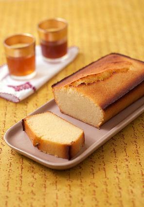 Recette de cake à la semoule, au citron et au gingembre