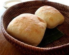 Recette miches de pain blanc