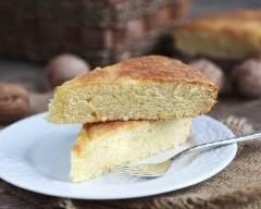 Recette gâteau de savoie express