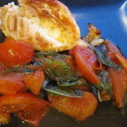 Recette poulet et tomates au basilic – toutes les recettes allrecipes