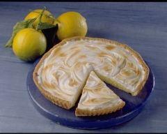 Recette tarte au citron au lait concentré