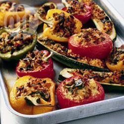 Recette petits farcis provençaux – toutes les recettes allrecipes