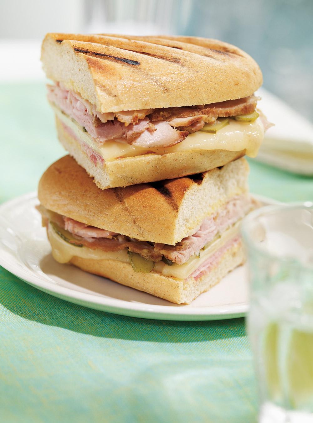 Sandwichs cubains | ricardo