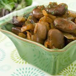 Recette fèves à la portugaise – toutes les recettes allrecipes