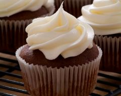 Recette muffin au chocolat crème chantilly