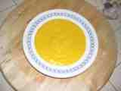 Recette de soupe à la citrouille façon grand-mère