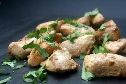 Recette de poulet mariné citron-gingembre à la plancha