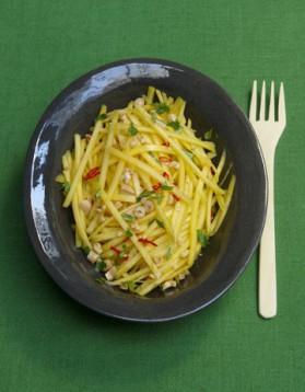 Salade de mangue verte pour 4 personnes