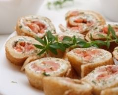 Recette crêpe à l'oseille et au saumon