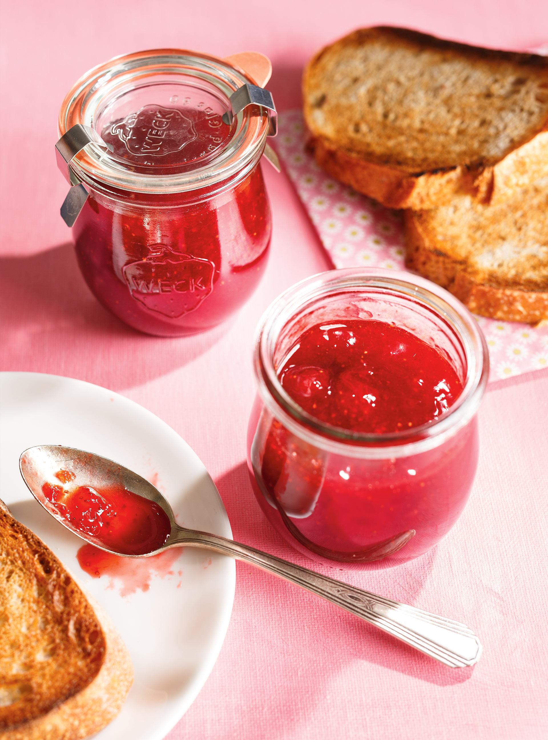 Confiture de fraises (la meilleure) | ricardo