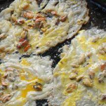 Omelette toulonnaise