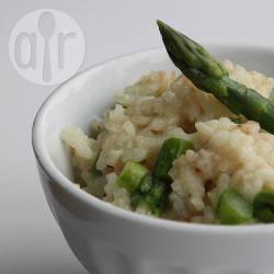 Recette risotto aux asperges et au bacon – toutes les recettes ...