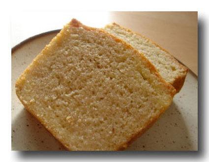 Recette de cake moelleux aux amandes