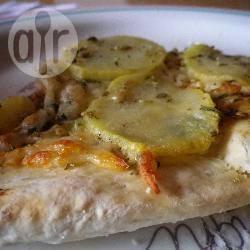 Recette pizza pommes de terre romarin – toutes les recettes ...